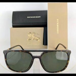 Brand New Authentic Burberry Polarized Sunglasses